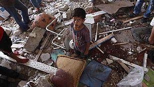 La ONU acusa abiertamente a Israel de atacar otra escuela de refugiados en Gaza