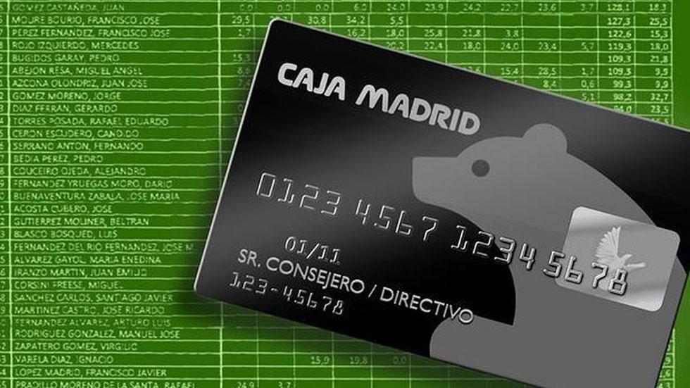 Los imputados por las tarjetas opacas dicen que eran un for Bankia oficina internet entrar directo