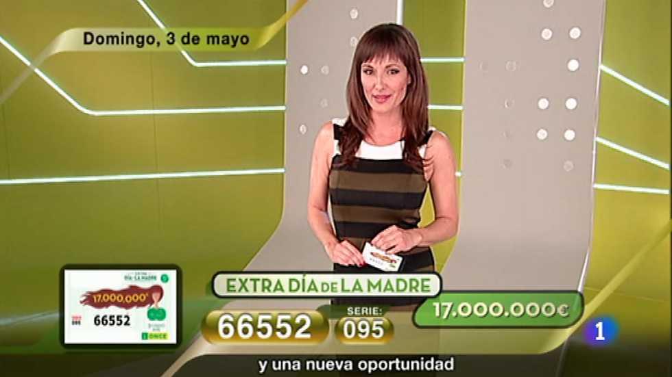 Sorteo ONCE - 03/05/15, Sorteos ONCE - RTVE.es A la Carta