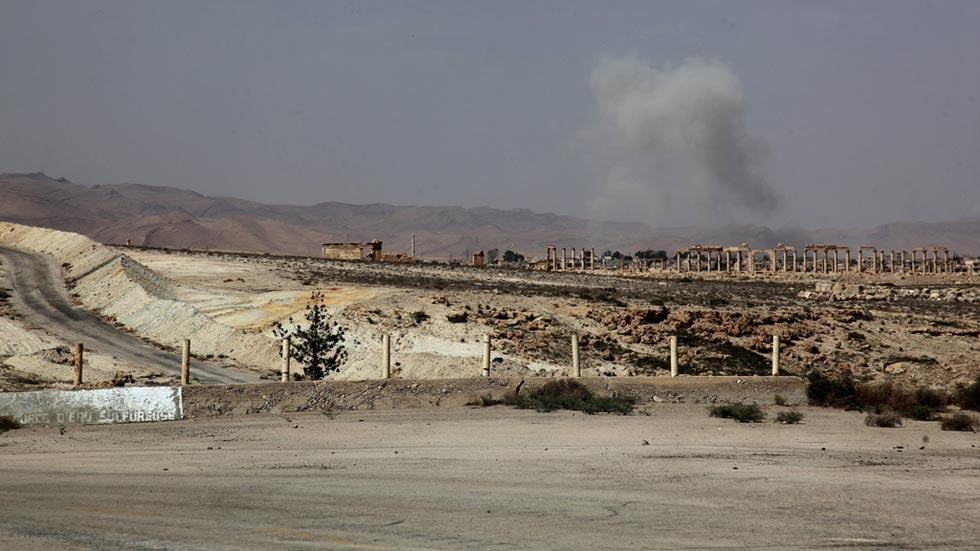 El Estado Islámico controla más de la mitad de Siria