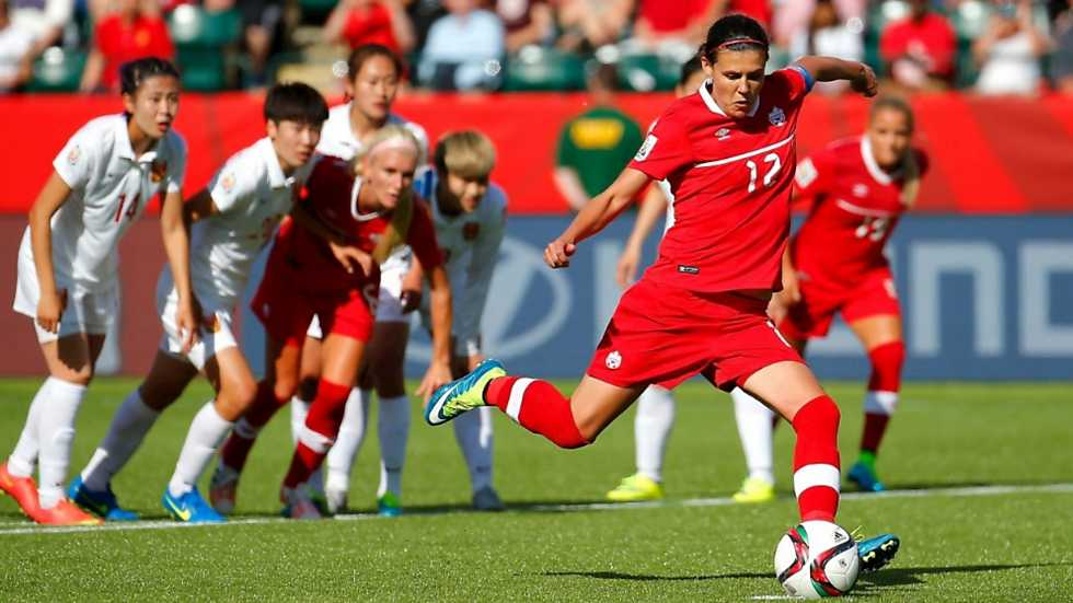 Canada Futbol 2015 de Fútbol Femenino 2015