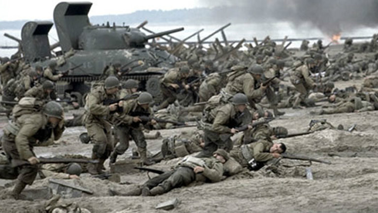 la Segunda Guerra Mundial en
