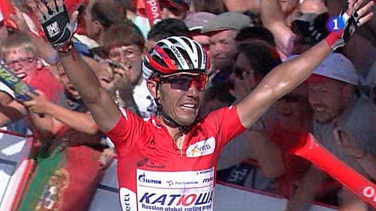 Vuelta ciclista a España 2012 - 14ª etapa: Palas de Rei-Puerto de Ancares