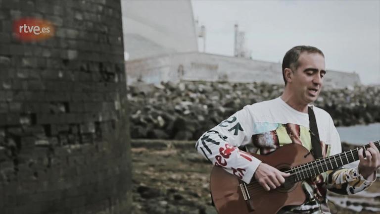 Canarias Suena - Andrés Molina 'Castillos de arena' - 02/10/13