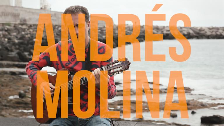 Canarias Suena –  Andrés Molina 'Utopía' – 25/09/13