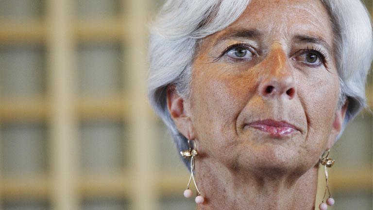 Christine Lagarde, ante el juez que investiga la indemnización pública millonaria a un empresario francés