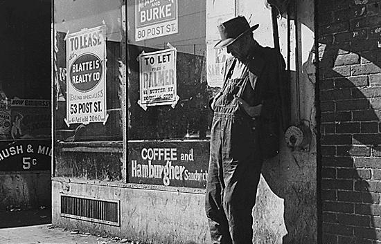 Exposición de fotografías de Dorothea Lange