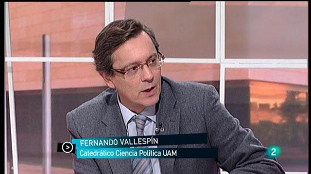 Para Todos La 2 - Entrevista: Fernando Vallespín - ¿Nos están manipulando?