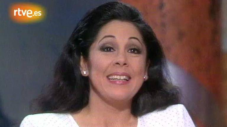 Isabel Pantoja en '¡Ay vida mía!' (1992)