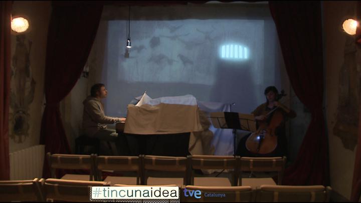 Tinc una idea -  Idees i Acció: Luis d'Arquer, el teatre més petit del món