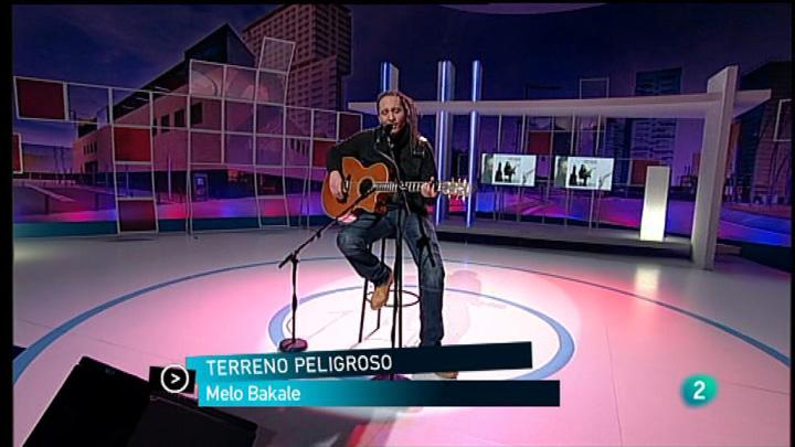 """Para Todos La 2 - Actuacíón: Melo Bakale, """"Terreno Peligroso"""""""