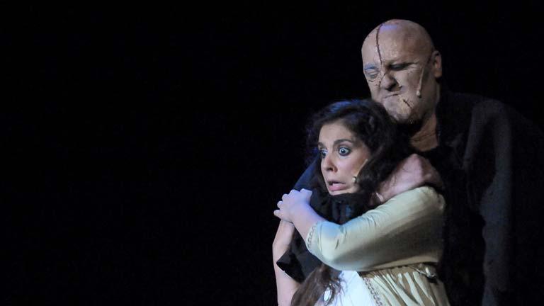 El monstruo de Frankenstein canta...en Madrid