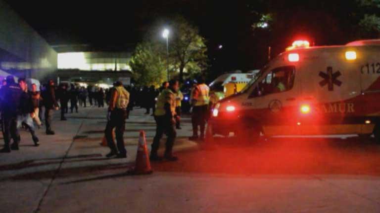 Nuevas grabaciones del caso Madrid Arena