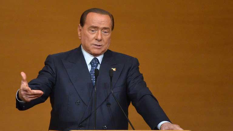 Escisión en el partido de Silvio Berlusconi