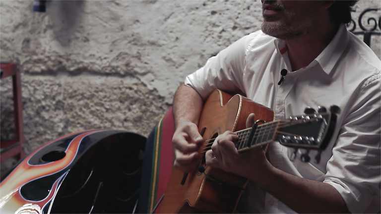 Canarias Suena - O'Hara & The Southfish 'Go let go' - 13/01/14