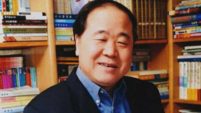 El escritor chino Mo Yan logra el Premio Nobel de Literatura